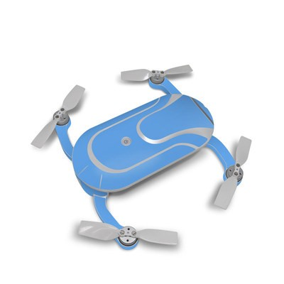 Dobby Pocket Drone Skin - Solid State Blue
