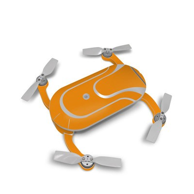 Dobby Pocket Drone Skin - Solid State Orange