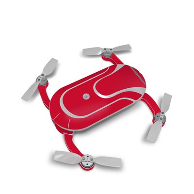 Dobby Pocket Drone Skin - Solid State Red