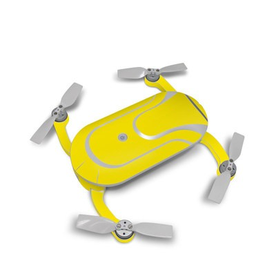 Dobby Pocket Drone Skin - Solid State Yellow