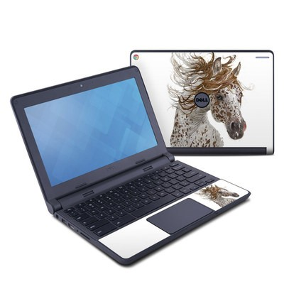 Dell Chromebook 11 Skin - Appaloosa