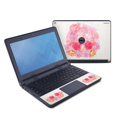 Dell Chromebook 11 Skin - Beautiful