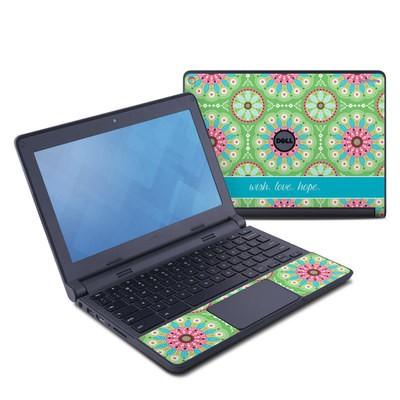 Dell Chromebook 11 Skin - Boho