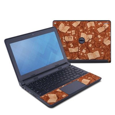 Dell Chromebook 11 Skin - Books