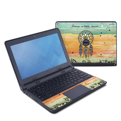 Dell Chromebook 11 Skin - Dream A Little