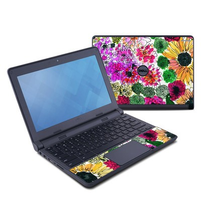 Dell Chromebook 11 Skin - Fiore