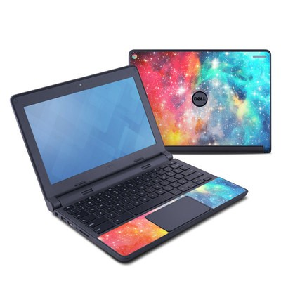 Dell Chromebook 11 Skin - Galactic