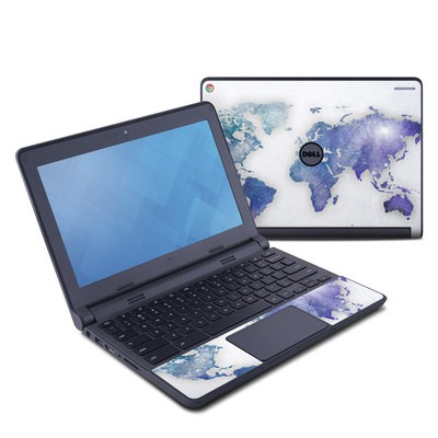 Dell Chromebook 11 Skin - Gallivant