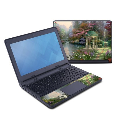 Dell Chromebook 11 Skin - Garden Of Prayer