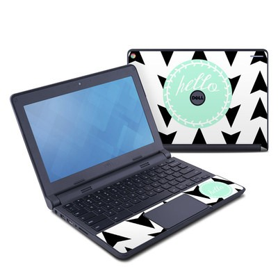 Dell Chromebook 11 Skin - Greetings