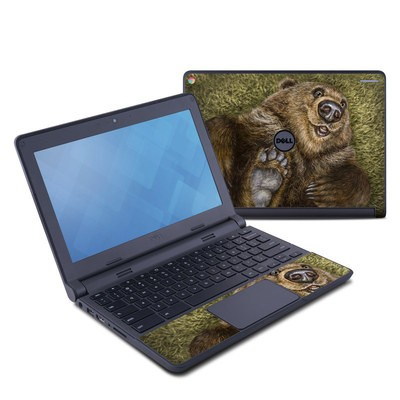 Dell Chromebook 11 Skin - Happy Baby