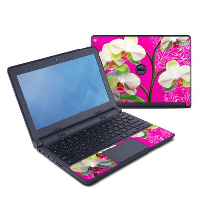 Dell Chromebook 11 Skin - Hot Pink Pop
