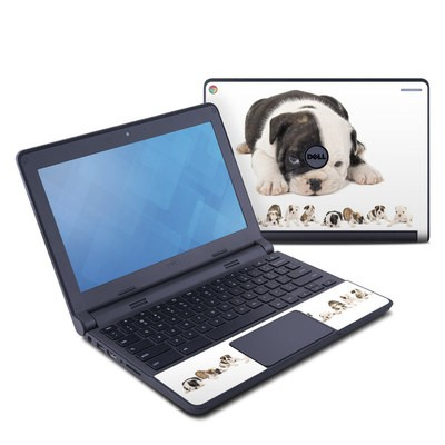 Dell Chromebook 11 Skin - Lazy Days
