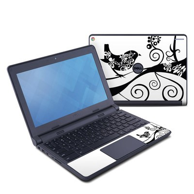 Dell Chromebook 11 Skin - Little Curly