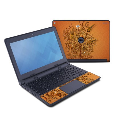 Dell Chromebook 11 Skin - Orchestra
