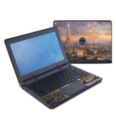 Dell Chromebook 11 Skin - Paris City of Love
