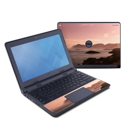 Dell Chromebook 11 Skin - Pink Sea