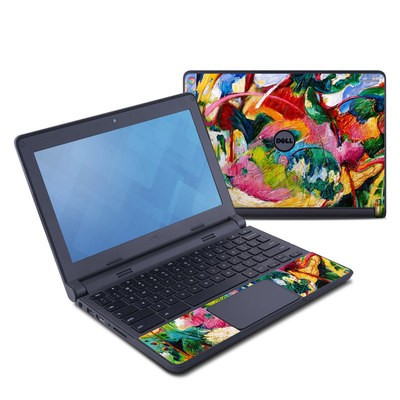 Dell Chromebook 11 Skin - Tahiti