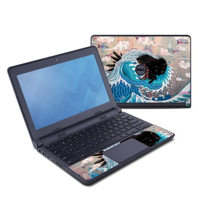 Dell Chromebook 11 Skin - Unstoppabull