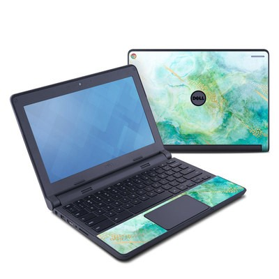 Dell Chromebook 11 Skin - Winter Marble