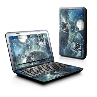 Dell Inspiron Duo Skin - Bark At The Moon