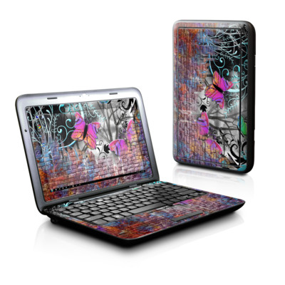 Dell Inspiron Duo Skin - Butterfly Wall