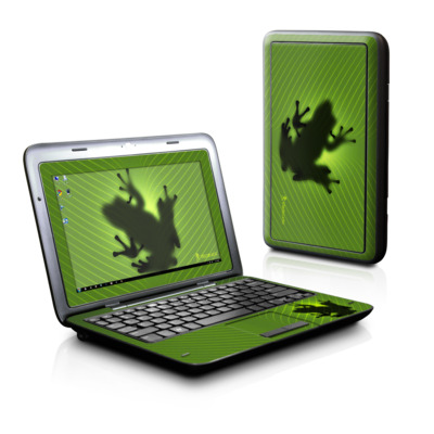 Dell Inspiron Duo Skin - Frog