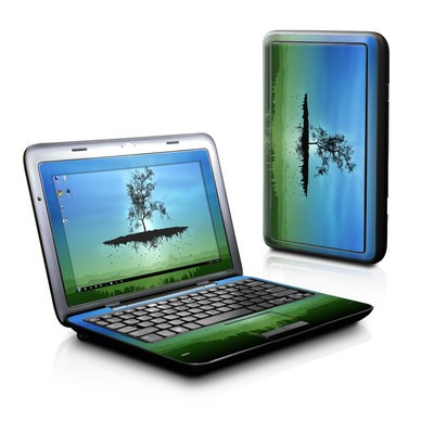 Dell Inspiron Duo Skin - Flying Tree Blue
