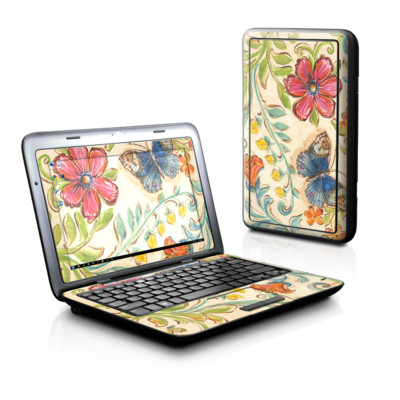 Dell Inspiron Duo Skin - Garden Scroll