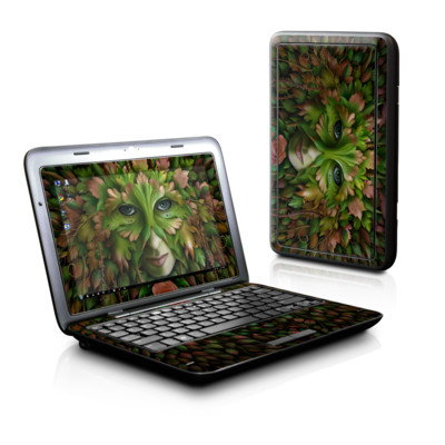 Dell Inspiron Duo Skin - Green Woman