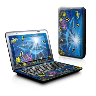 Dell Inspiron Duo Skin - Ocean Friends