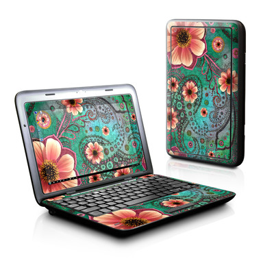 Dell Inspiron Duo Skin - Paisley Paradise