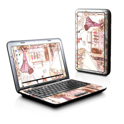 Dell Inspiron Duo Skin - Paris Makes Me Happy