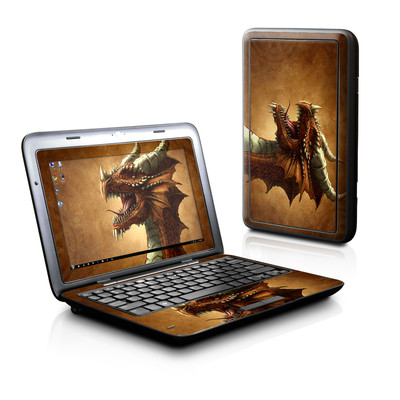Dell Inspiron Duo Skin - Red Dragon