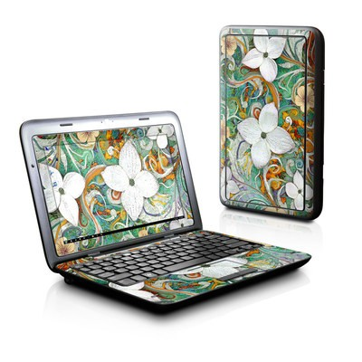 Dell Inspiron Duo Skin - Sangria Flora