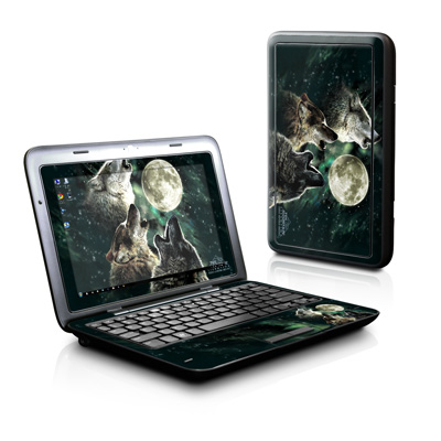 Dell Inspiron Duo Skin - Three Wolf Moon