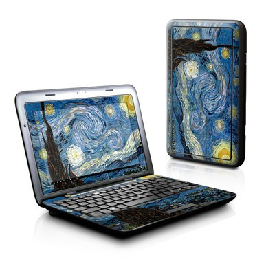Dell Inspiron Duo Skin - Starry Night