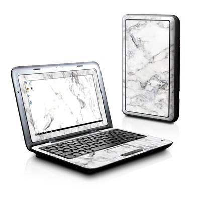 Dell Inspiron Duo Skin - White Marble