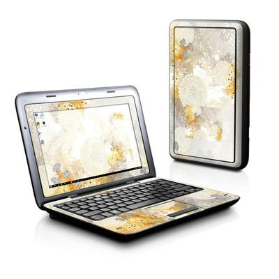 Dell Inspiron Duo Skin - White Velvet