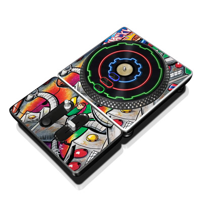 DJ Hero Skin - Robot Beatdown