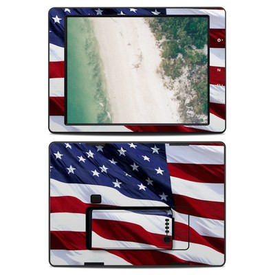 DJI CrystalSky 7.85in Skin - Patriotic