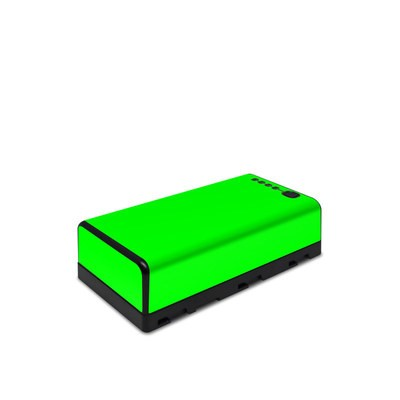 DJI CrystalSky Battery Skin - Neon Fluorescent Green