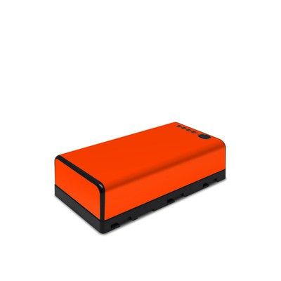 DJI CrystalSky Battery Skin - Neon Fluorescent Orange