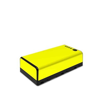 DJI CrystalSky Battery Skin - Neon Fluorescent Yellow
