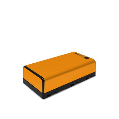 DJI CrystalSky Battery Skin - Solid State Orange