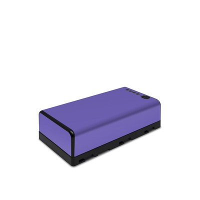 DJI CrystalSky Battery Skin - Solid State Purple