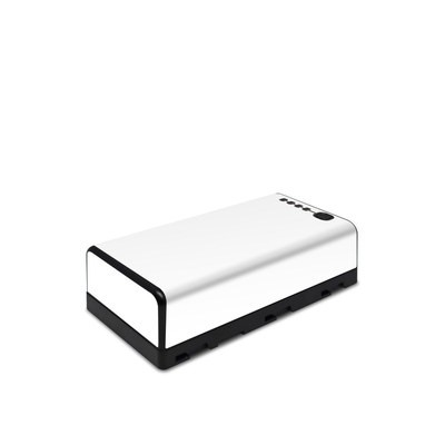 DJI CrystalSky Battery Skin - Solid State White