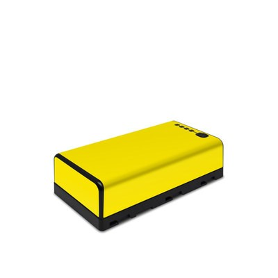 DJI CrystalSky Battery Skin - Solid State Yellow