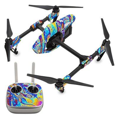 DJI Inspire 1 Skin - World of Soap