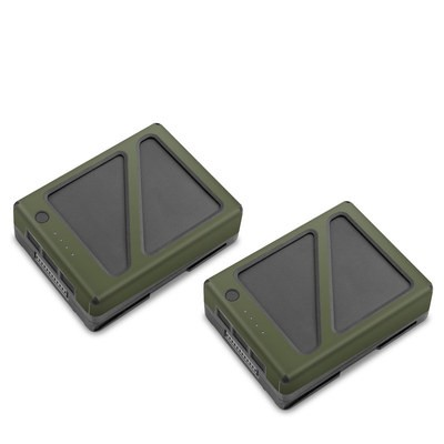 DJI Inspire 2 Battery Skin - Solid State Olive Drab
